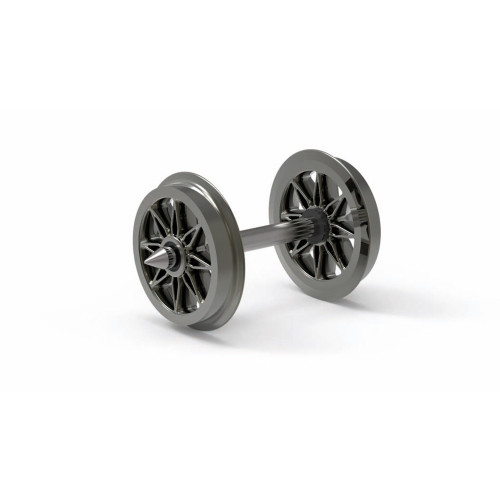 R8100 12.6mm Split Spoked Wheels (Pack 10)