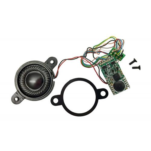 R8114 TTS Sound Decoder - Black 5 Class