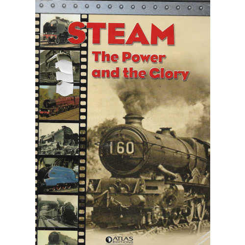 Steam: The Power & The Glory DVD