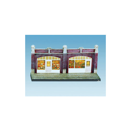 SS18 Station Forecourt Shops including Printed Interiors