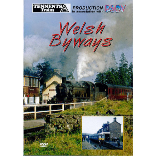 Welsh Byways Front Cover